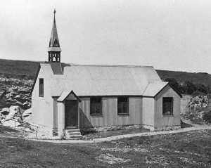Prefabricated church