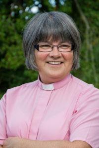 Revd. Brenda Jacobs, Team Rector Hartland Coast Mission Community